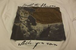 Vintage U2 Smell The Flowers While You Can 1991 Concert T-shirt Xl+ U2 War Patch