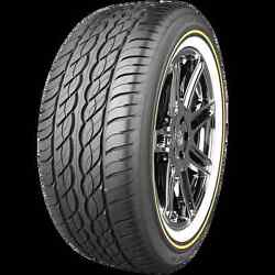 Set Of Four Vogue Tyre 225-60r16 Mayo And Mustard Tires