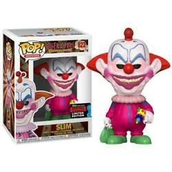 Funko Pop Killer Klowns From Outer Space Slim Fall Exclusive 822