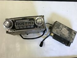 1969 69 Olds Oldsmobile Delco Amfm Stereo And Multiplexer