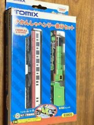 Tomytec Tomix N Gauge 93805 Thomas And Friends Henry Express Coach Set Used