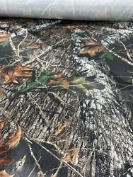 Roll Of Camo Fabric Mossy Oak New Breakup 150 Yards 100 Satin/polyester