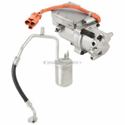 For Ford Escape Mazda Tribute And Mercury Milan Oem Ac Compressor W/ A/c Drier Csw