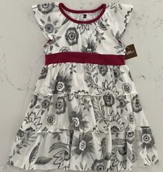 Tea Collection Dress Nwt Size 3t