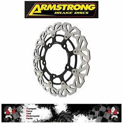 Dl 650 V-strom 2020 Armstrong Wavy Front Brake Disc Upgrade Oe Quality Bkf740