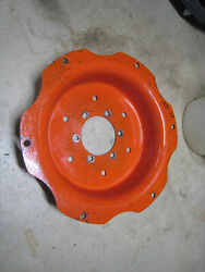 Kubota L4240 Tractor Rear Rim 17.5x24 Inner Bolted Section Needs Repair