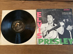 Elvis Presley Lpm1254re 1962 Electronically Reprocessed Stereo Pressing M2py4727