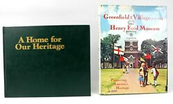 Greenfield Village And The Henry Ford Museum - Dearborn Michigan - History