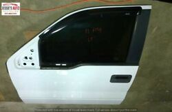 09 10 11 12 13 14 Ford F150 4dr Crew Cab Left Front Door Color-yz Bs-88