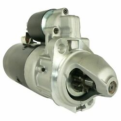 Starter For John Deere Tractor Specialty 100f 76f 85f Orchard Diesel Fgv35532054