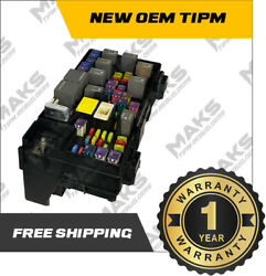 2017-2018 Jeep Wrangler Suv New Oem Tipm Fuse And Relay 68303924
