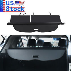 For 2003-2007 Nissan Murano Cargo Cover Retractable Trunk Shade Security Shield