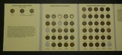 Complete 1857-1909 Indian Head W/ Flying Eagle Cent Collection Set 58 Coins Hq