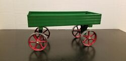 1370 Mamod Trailer For Steam Engine Models Mint Mint Mint Displayed Only Mint