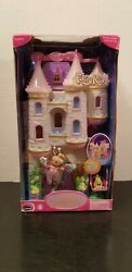 2003 Lanard Fairykins Fairy Castle And Frog - Extremely Rare Brand New Unopened