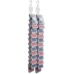 24 Decks Bulk Lot Wholesale Brybelly Playing Cards On Retail Hanging Clip Strips