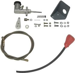 1955-1957 Chevy Under Dash Hydraulic Clutch Master Cylinder Kit 57-187631-1