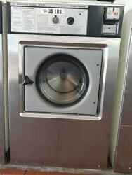 Used Wascomat W125 35lb Coin Laundry Commercial Washer