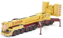 Wsi71-2025 - Liebherr Ltm 1750 9 Axles For Colors Company Dufour Group