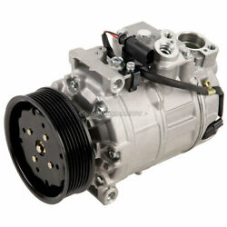 Ac Compressor And A/c Clutch For Vw Passat Phaeton Touareg And Porshce Cayenne