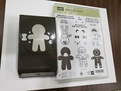 Stampin Up Cookie Cutter Christmas, Cookie Cutter Gingerbread Punch