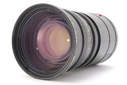 [ab- Exc] Angenieux Zoom 45-90mm F/2.8 Lens Leica R Mount 3-cam From Japan 6936