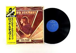 Rod Stewart Every Picture.. 175r-3 / Very Clean Japan Reissue W/ Obi And Inserts