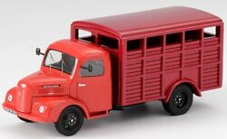 Eli101436 - Truck Hotchkiss Pl 50 Carrier Cattle Trailer Edited To 600 Units