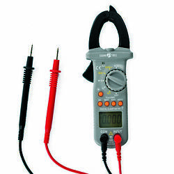 Segomo Tools Trms 6000 Ac Voltage And Current, Resistance, Digital Clamp Meter