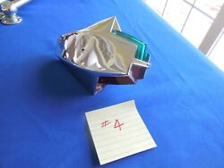 Vintage Small Boat Bow Light 60and039s Era 4 Nice