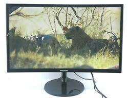 Samsung Cf390 Series 24 Inch Curved Led Monitor C24f390fhn Very Good