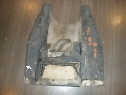 99 Seadoo Challenger 1800 Left Side Ride Plate Shoe Lh 204120095