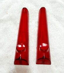 1956 Plymouth Tail Lights Lenses Reproduction