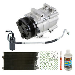 For Ford Taurus And Mercury Sable Oem Ac Compressor W/ Condenser Drier Csw