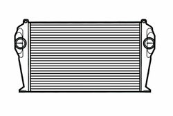 1994-2004 For International 8200 9200 9900 Series Charge Air Cooler