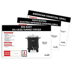 Part Tvcbft01retail First Corporationchar-broil Wo Pack Grilling Fact Tags P