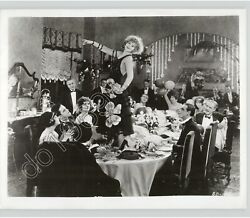 Scene From Gold Diggers Of Broadway Film Jazz Age Roaring 20s 1929 Press Photo