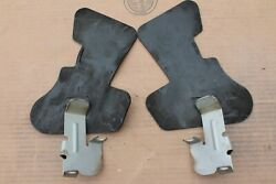 2001 02 03 Seadoo Rx Air Intake Duct Support Brackets And Pads 273000169 - 170