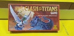 Clash Of The Titans Board Game 1981 Whitman Brand New Sealed Grail Afa Ready