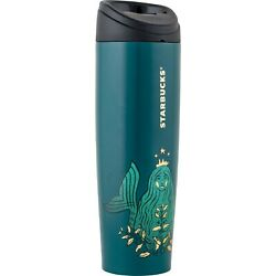 Starbucks 50th Special Series Thermos Green 16oz Fast Shipping