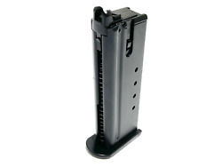 Spare/extra 27rds Magazine Clip For Hfc Desert Eagle Gas Blowback Airsoft Pistol