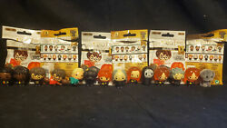 Harry Potter Wizarding World Pencil Toppers Series 4 Chibi Squishy 2021 You Pick