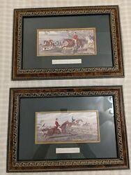 🔥bombay Company Private Collection Framed Sheldon Williams The Hunt Fox Prints