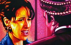 Friends Tv One Of A Kind Maggie Wheeler As Janice Sharpie Art. Oh My Gawd