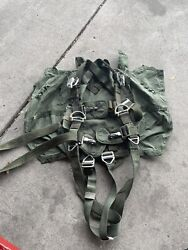 Harness Assy., Pack Tray, Military Parachute