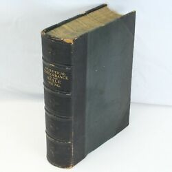 Analytical Concordance To The Bible Robert Young 1905 Leather 7 Ed Vintage Uk