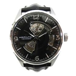 Secondhand Hamilton Jazzmaster Beumatic Open Heart H327050 Self-winding Watches