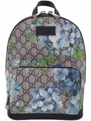 Gg Blooms Backpack 546327 Women And039s Secondhand