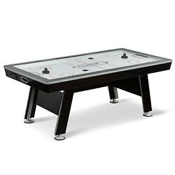 Classic Sport 84 X-cell Hover Hockey Table 2 Pushers And 2 Pucks Included New