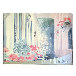 Pimpernel Placemats Rainbow Row 8126 The Piazza Charleston Byrd 4 New Large Box